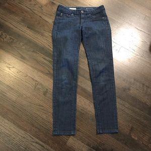 AG The Jegging Super Skinny Fit Jeans 26